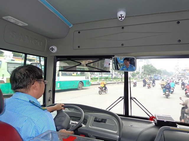 Xe nào bắt buộc lắp đặt Camera giám sát